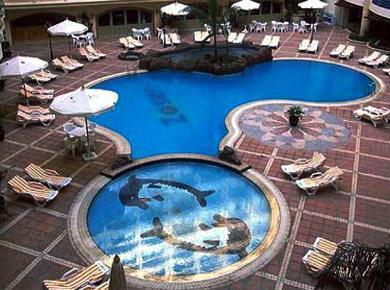 Zoser hotel swimming pool