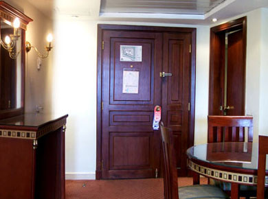 Zoser hotel suite