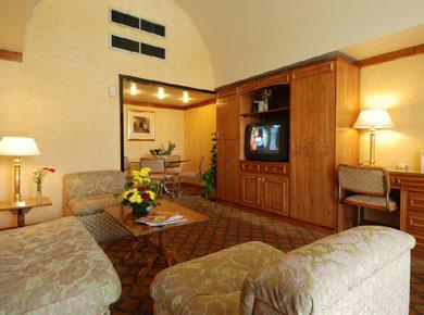 Oasis hotel Suite