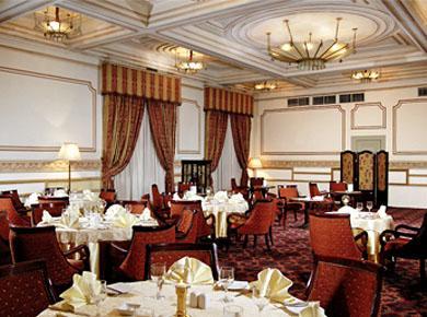 Sofitel Cecil hotel restaurant