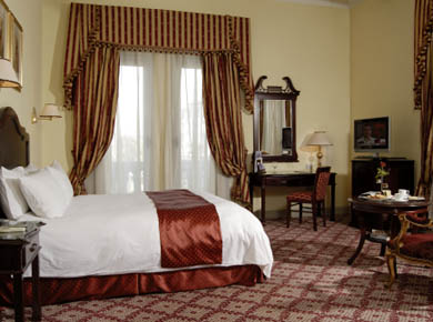 Sofitel Cecil hotel room