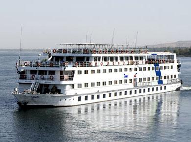 Coral 1 Nile cruise