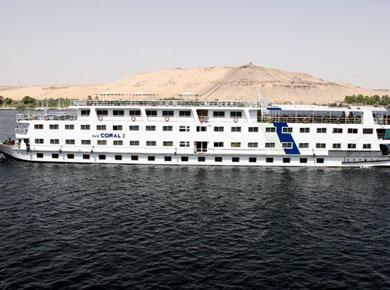 Coral 2 Nile cruise