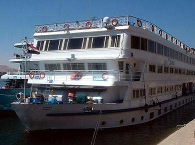 Da Vinci Nile cruise