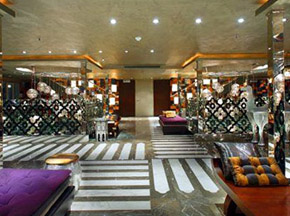 Darakum Nile cruise lounge
