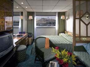 Diamond Boat Nile cruise Suite