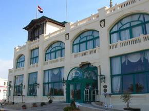 El Salamlek Palace hotel