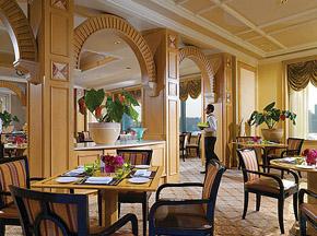 Four Seasons Nile Plaza Restaurant