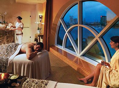 Four Seasons Hotel Cairo Spa Center