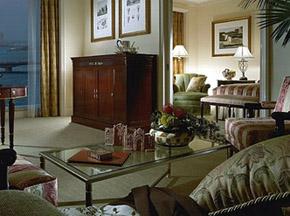 Four Seasons Hotel Cairo Suite