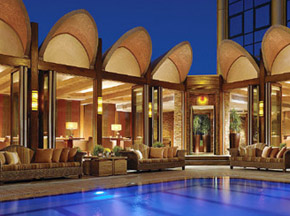 Four Seasons Hotel Cairo Swimming Pool